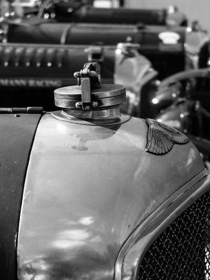 Bentley_Kühlerverschluss