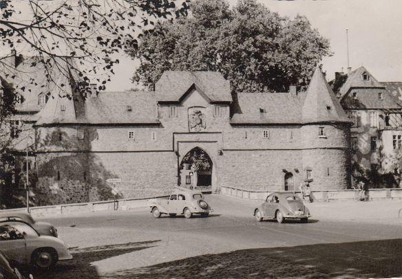 Friedberg_Burgtor_1950er_Jahre