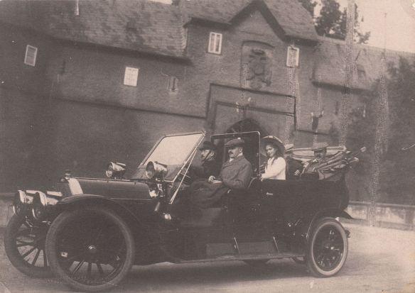 Opel_Friedberg_Burg_um_1910