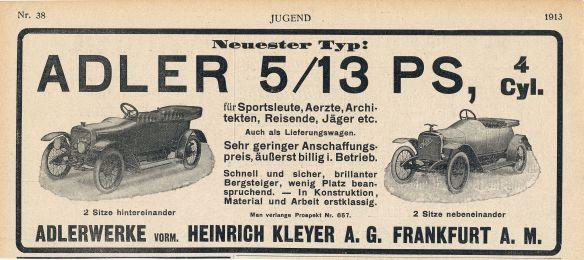 Adler_5-13_PS_Reklame_1913_Galerie