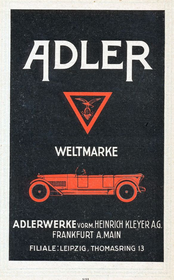 Adler_Tourenwagen_Vorkrieg_Reklame_um_1914_Galerie