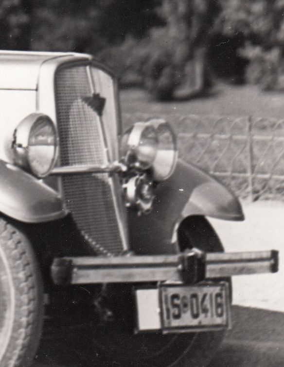 Hanomag_6_32PS_Hannover_1933_Frontpartie