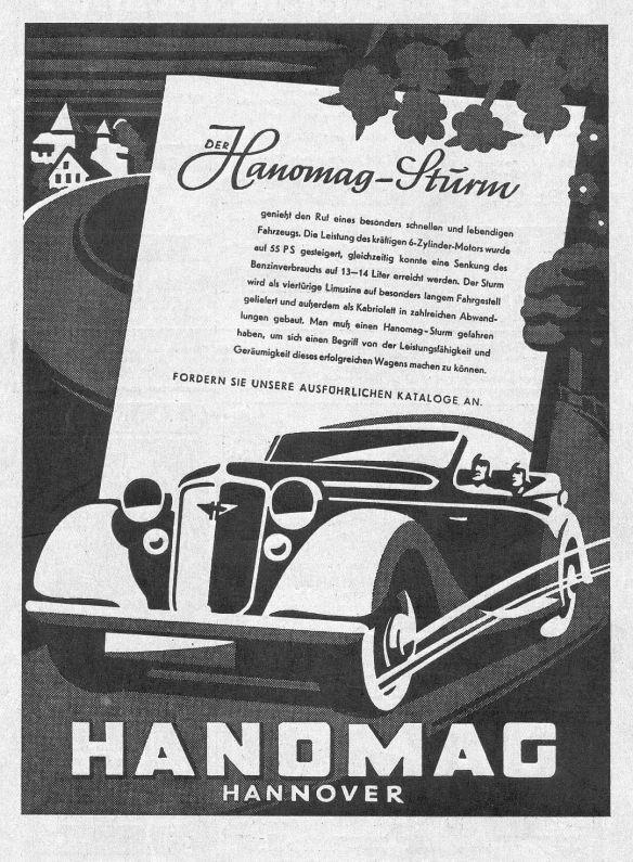 Hanomag_Sturm_Reklame_Westermann_Galerie