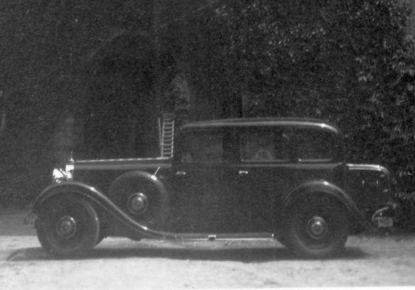 Mercedes_290_Limousine_Schloss_Lingen_1938_Ausschnitt