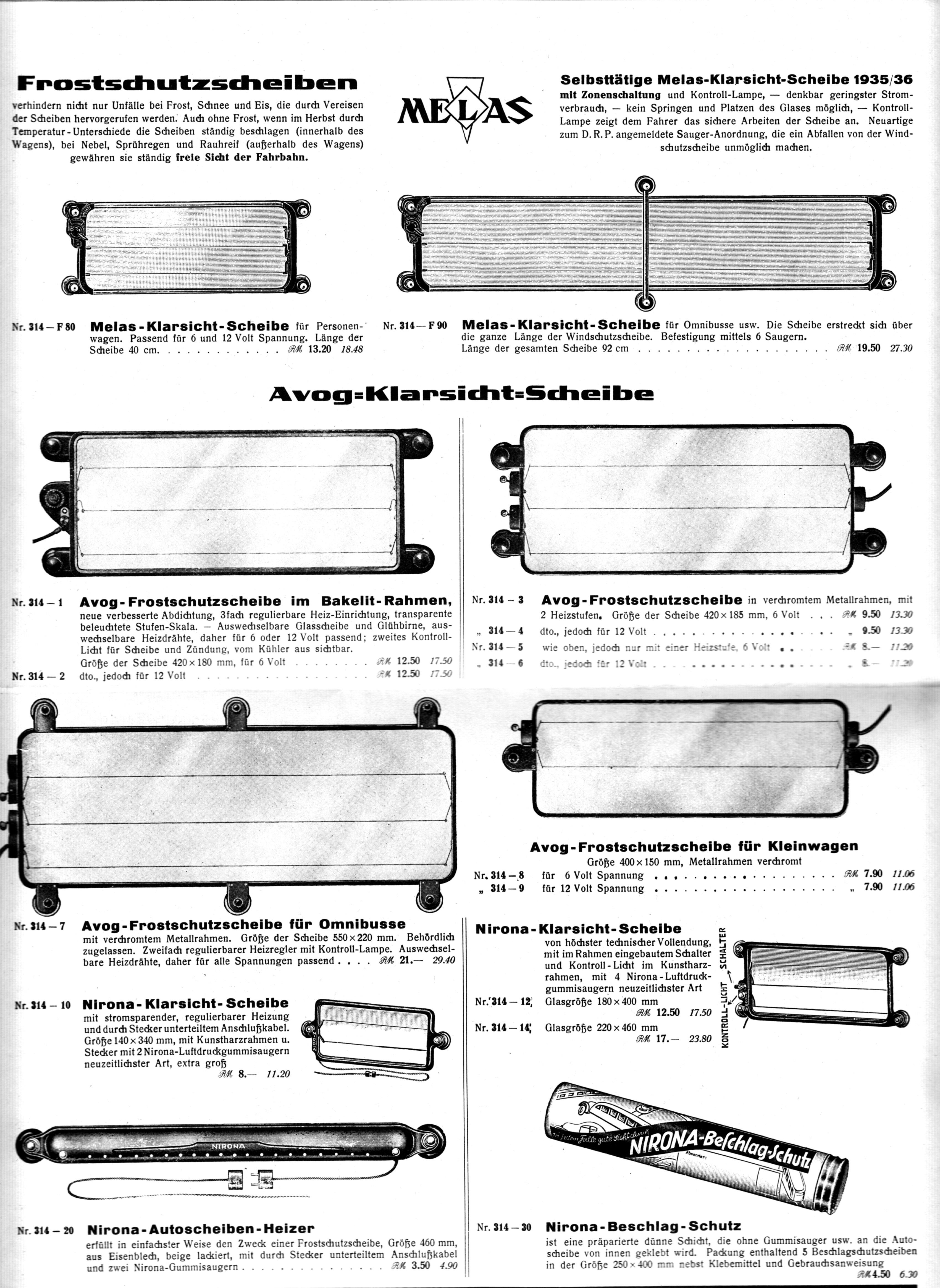 Scheibenheizungen_Katalog_Otto_Plümecke_1935