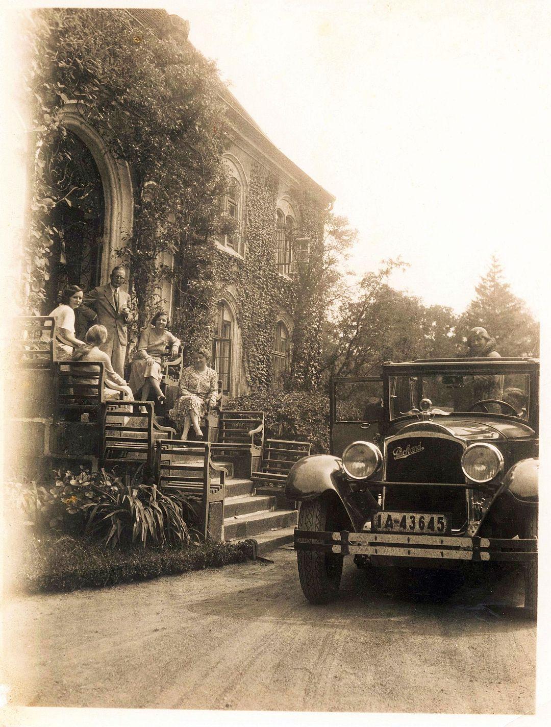 Packard_Six_1928_Gut_Schrevenborn_Mai_1931_Galerie