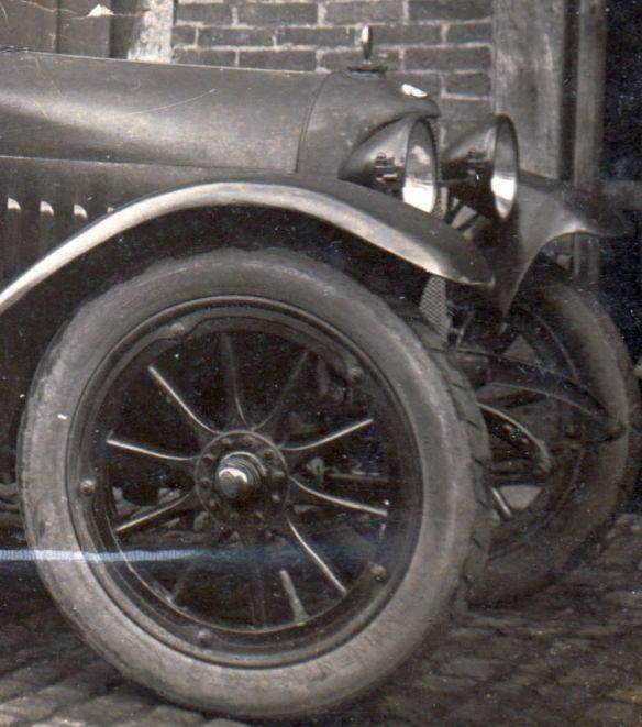 Stoewer_D3_1920er Jahre_Frontpartie