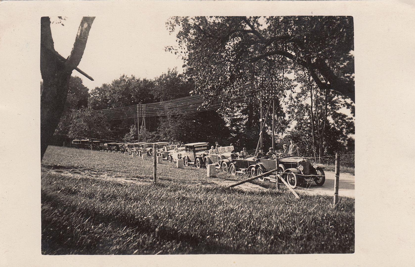 Wagen der 1920er Jahre