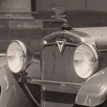 Adler_Standard_6_Cabriolet_Kühler