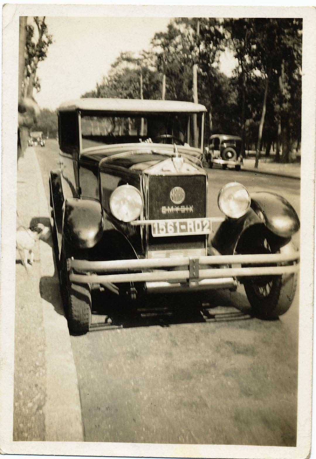 Mathis EMY 6_Ende_1920er_Jahre
