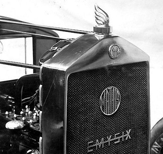 Mathis EMYSIX_Kühler_1927
