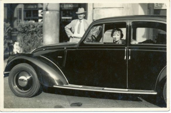 Fiat 1500_Seitenansicht