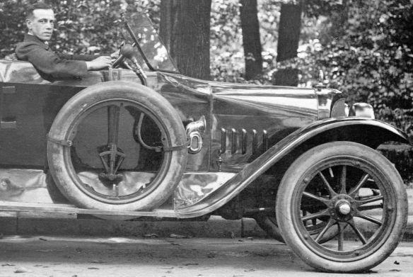 Stoewer_D3_1921_Frontpartie