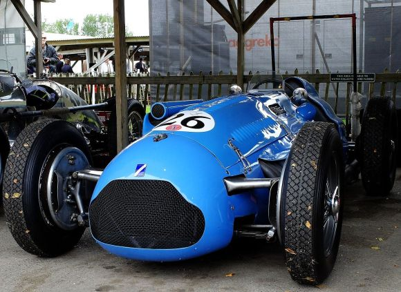 Talbot Lago_Goodwood_Revival_2015