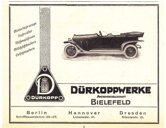 Dürkopp_Reklame_um_1912