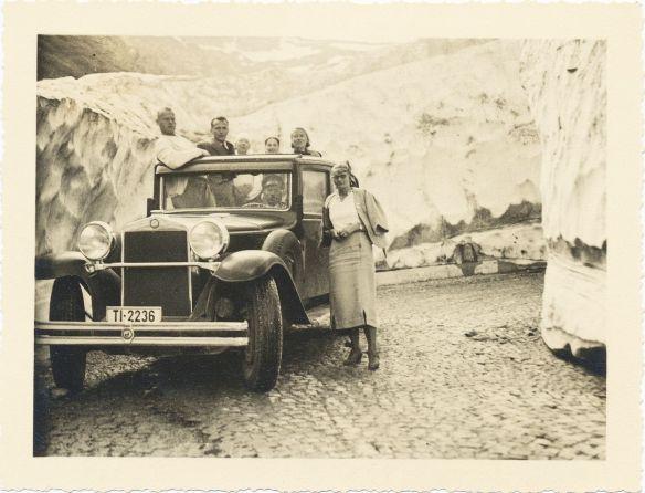 Fiat_525_um 1930_Gotthardpass_Galerie