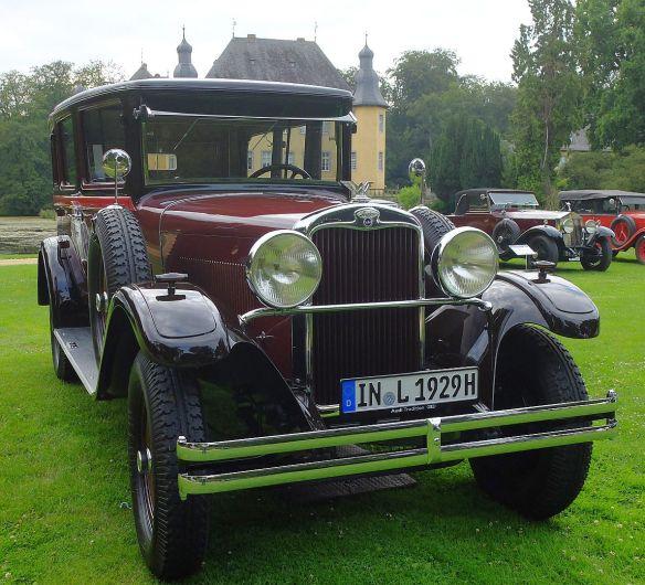 Wanderer_W11_1929_Schloss_Dyck_2016_1