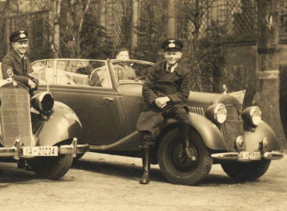 Mercedes_230_Cabrio_B_und_170V_Ausschnitt2