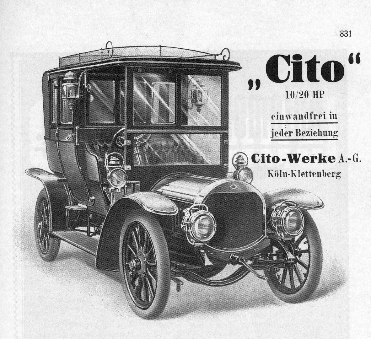 Cito_um_1908_Braunbeck_1910_Galerie