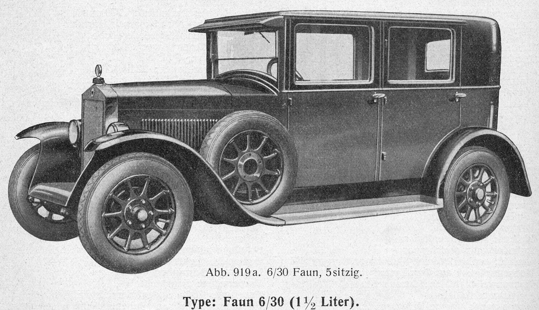 Faun_6-30_PS_Motorfahrzeuge_1928_Galerie