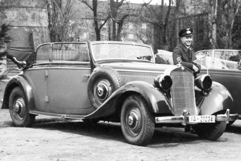 Mercedes_230_Cabrio_B_und_170V_Ausschnitt1