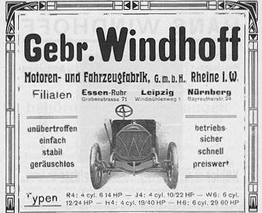 Windhoff-Reklame_Braunbeck_1910_Galerie