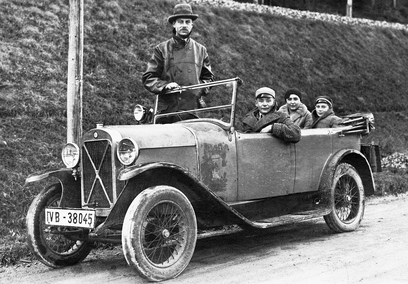 Salmson_VAL_ca_1925_Tour_nach Nagold_Galerie
