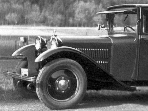 Steyr_Typ_XX_1929_Frontpartie
