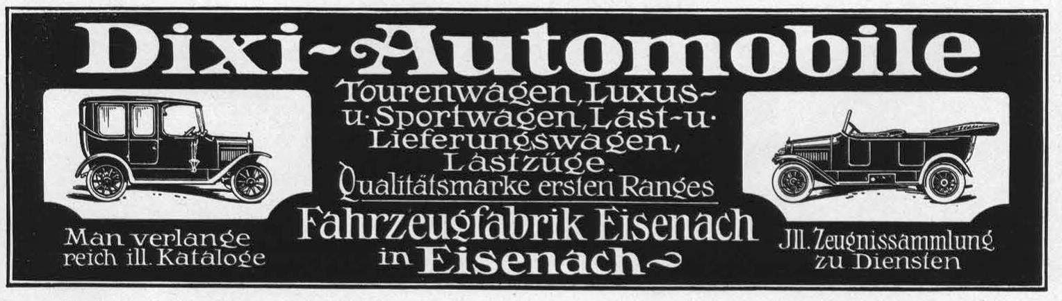 Dixi-Reklame_1913_Galerie