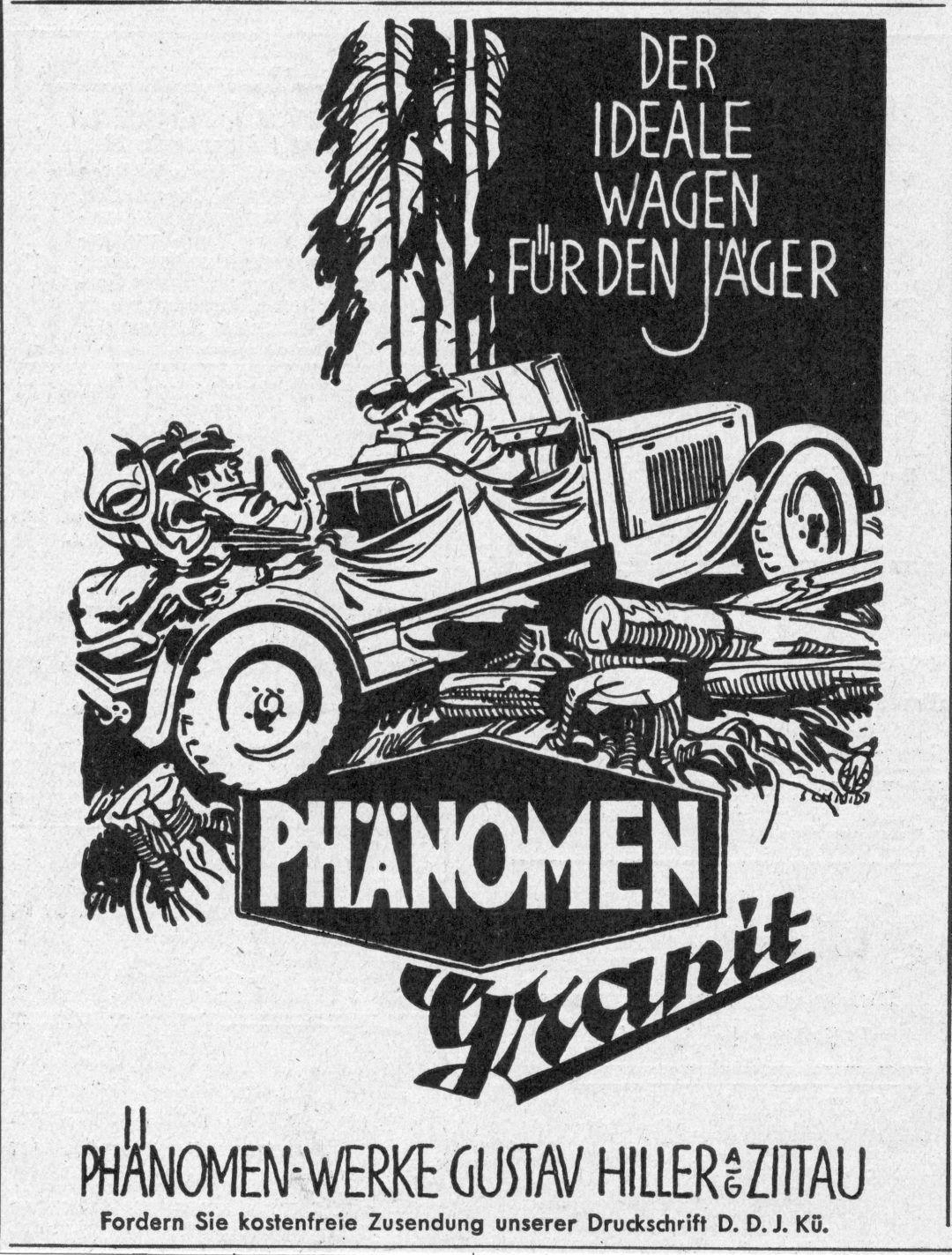 Phänomen_Granit_Kübelwagen_Reklame_Galerie