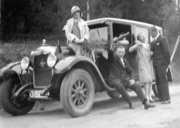 Brennabor Typ ASK 12/55 PS, Bauzeit: 1928-29