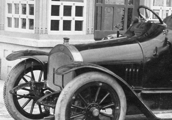 Audi_Typ_B_Tourenwagen_vor_1914_Frontpartie