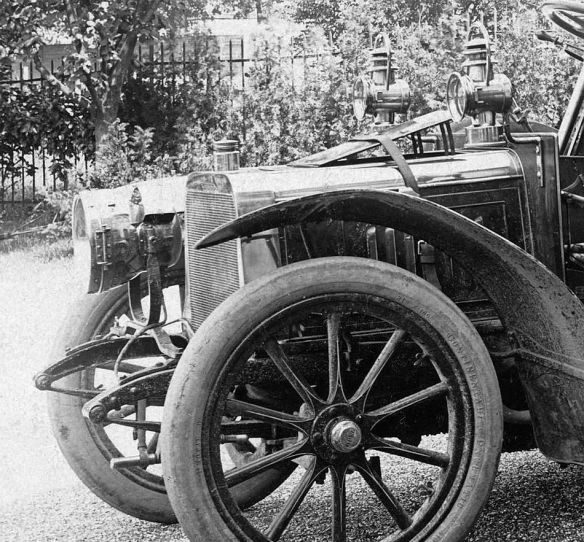 Opel_Darracq_16_PS_1904-06_Frontpartie