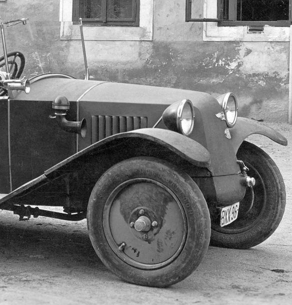 Tatra_T12_Böhmen_Frontpartie