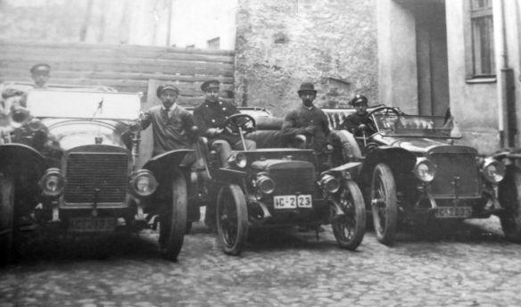 Adler_1908-1912_August_1914_Sammlung_Bengsch_Galerie