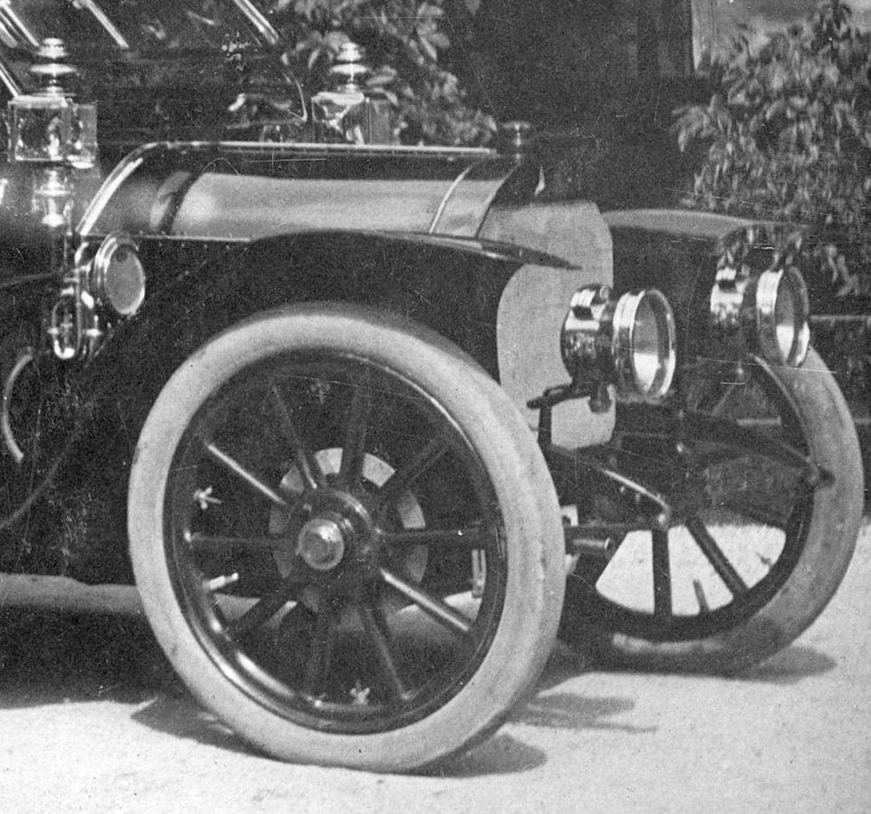 Mercedes_Prof_Döderleins_Wagen_München_1911_Frontpartie