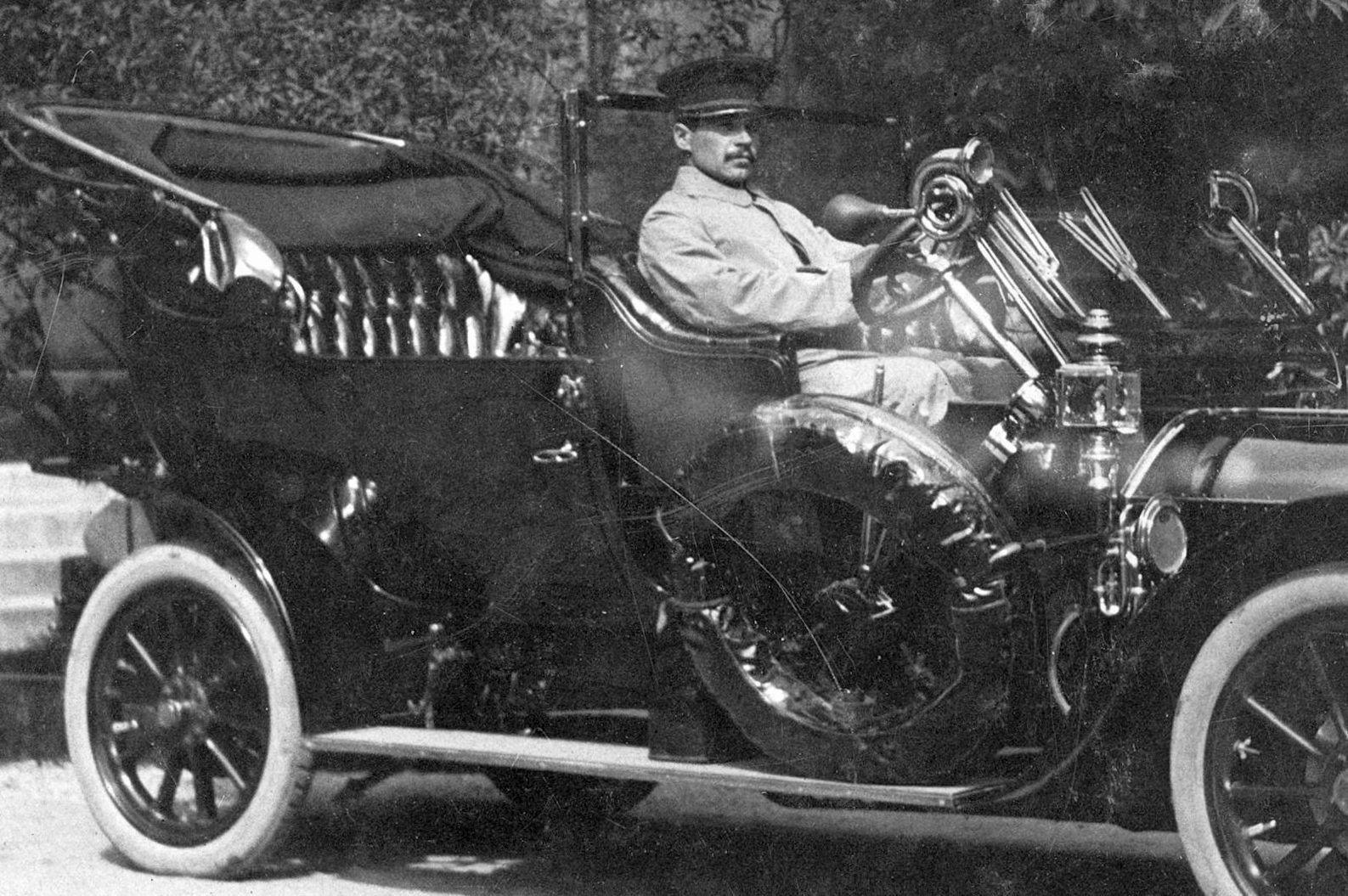 Mercedes_Prof_Döderleins_Wagen_München_1911_Seitenpartie