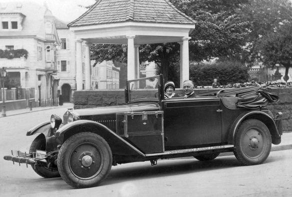 Steyr_Typ_XII_Kur_06-1929_Sammlung_Klaas_Dierks_Galerie