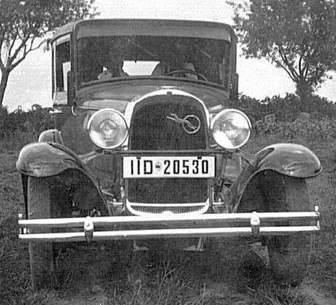 Whippet_um_1929_Frontpartie