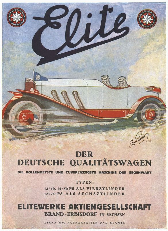 Elite_Reklame_1923_Galerie