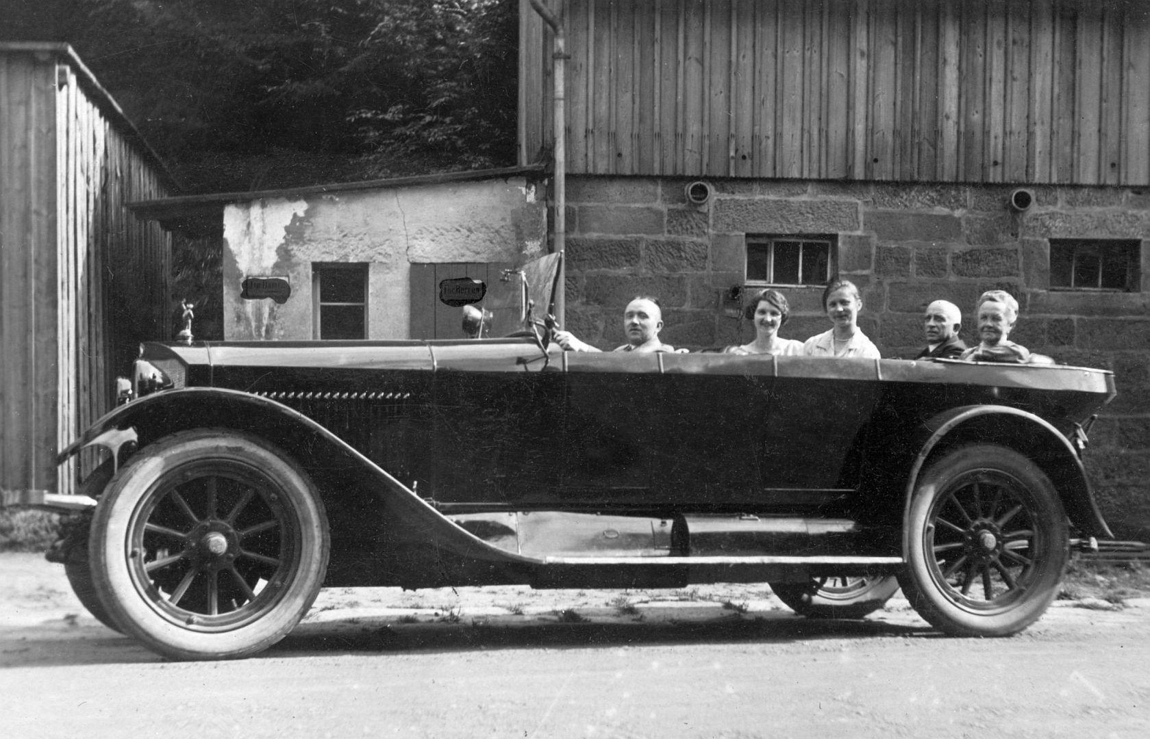 Benz_16-50_PS_Chefwagen_Tour_Sächsische_Schweiz_07-1928_Galerie