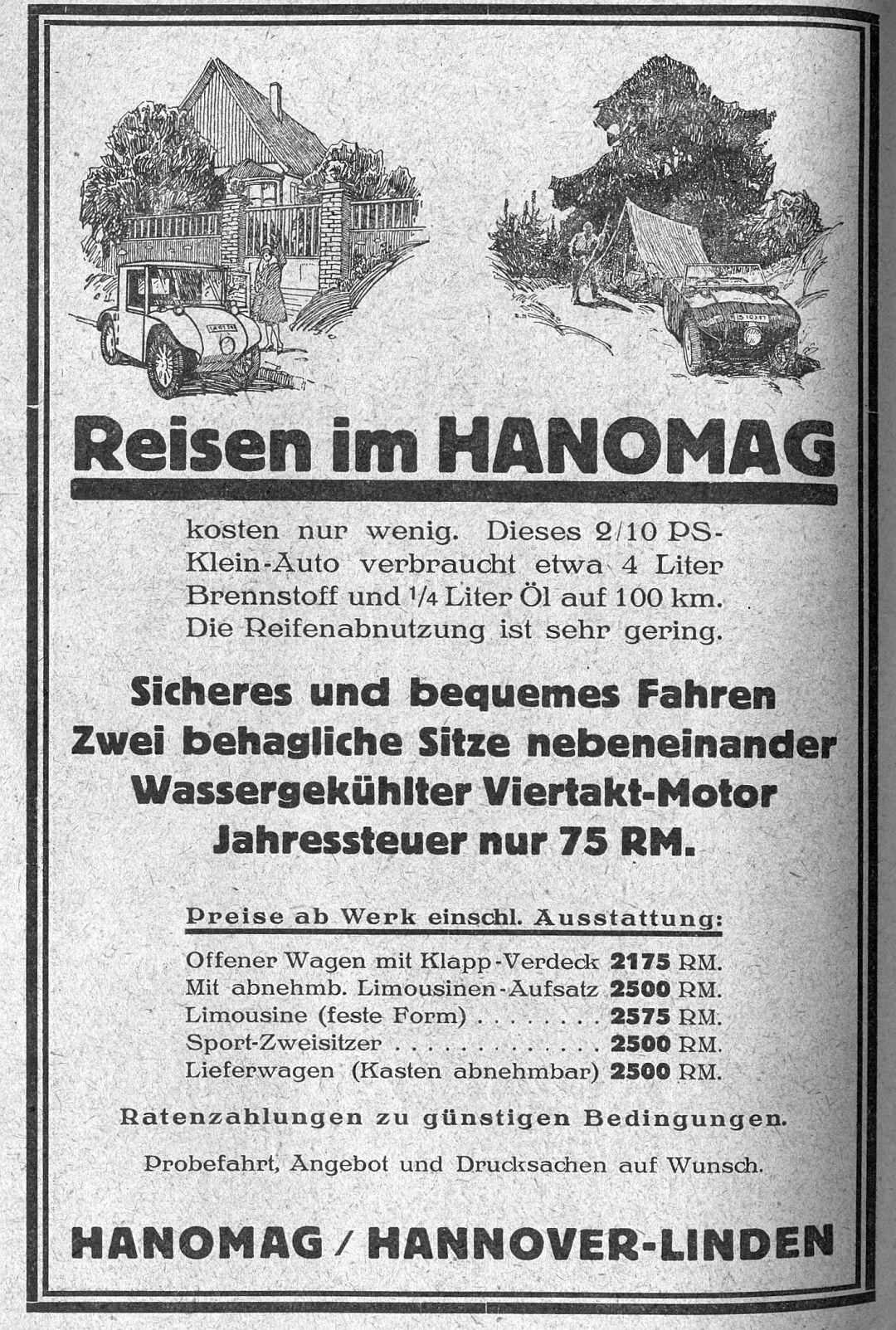 Hanomag-Werbung_1927