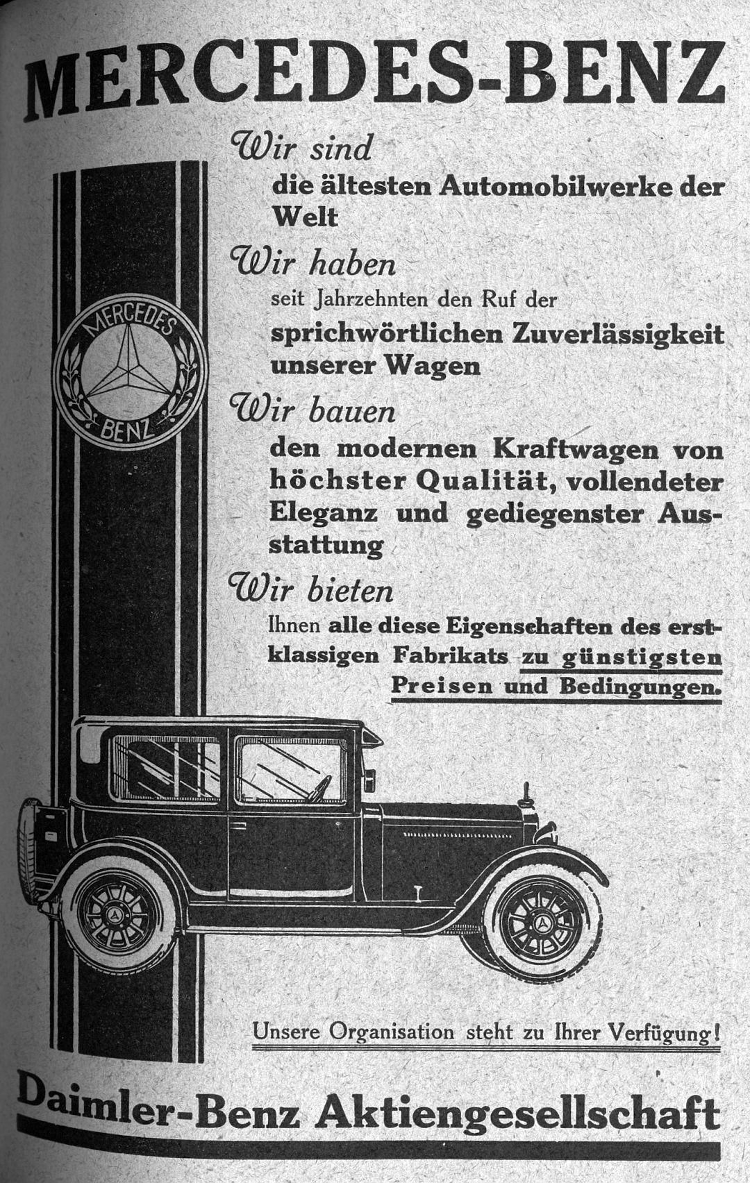 Mercedes-Benz_Werbung_1927