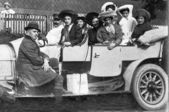 Opel_Doppel-Phaeton_ab 1910_Insassen
