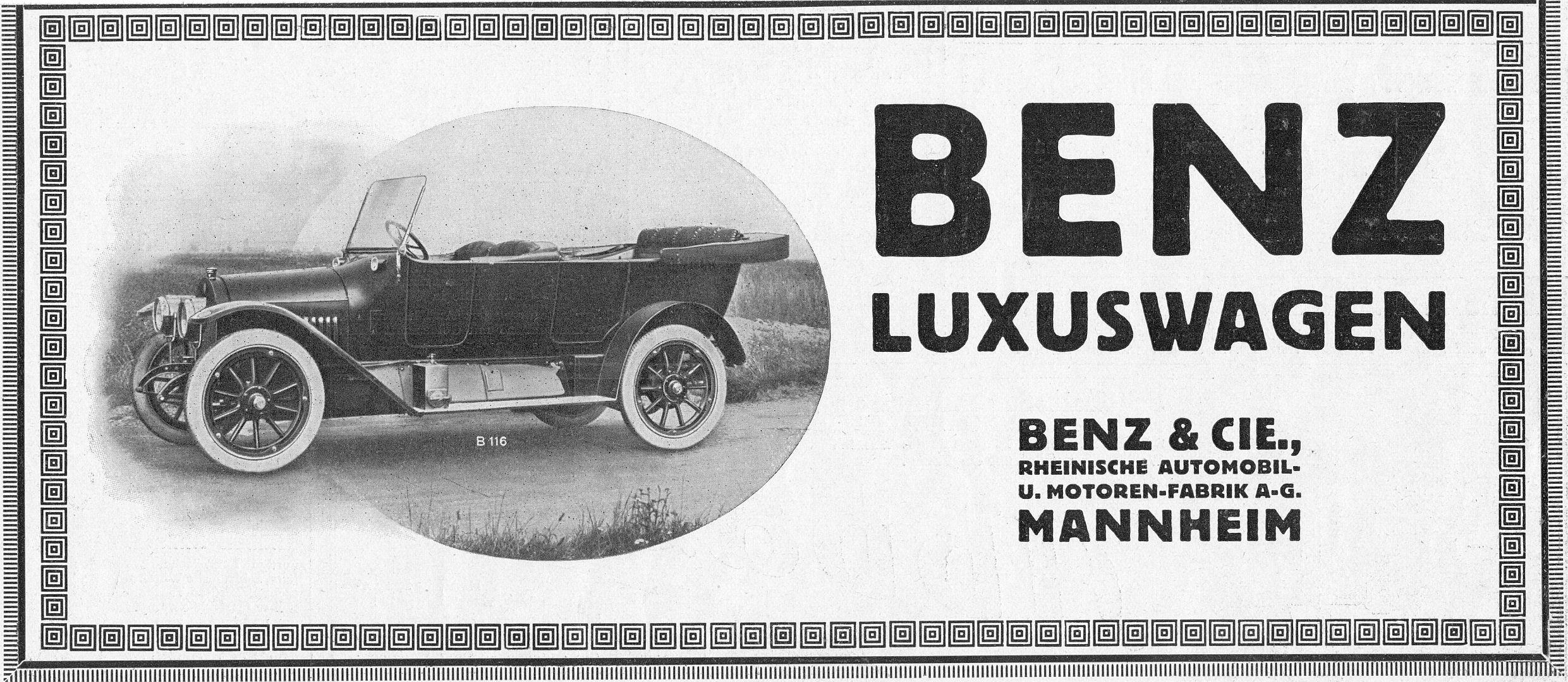 Benz-Reklame_um_1912_Galerie