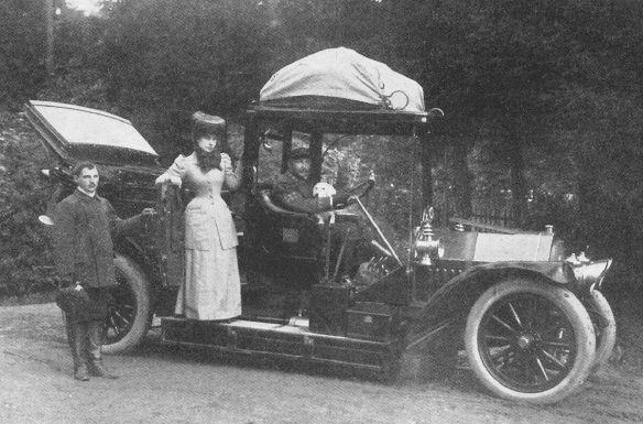 NAG_Typ_B2_29-55_PS_um_1908_Galerie_Braunbeck_1910