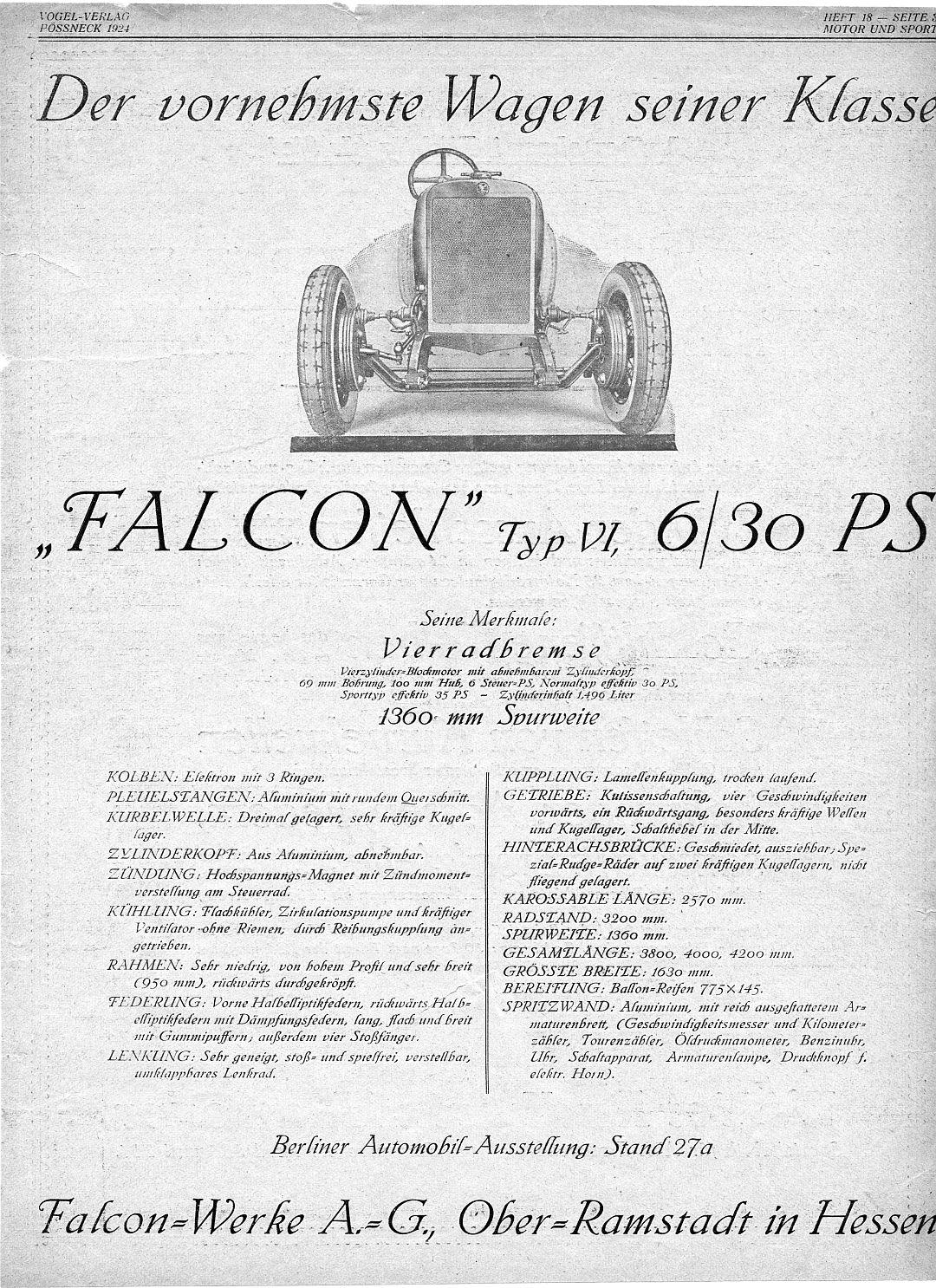 Falcon_TypVI_6-30_PS_Motor_und_Sport_Heft_18_1924_Galerie