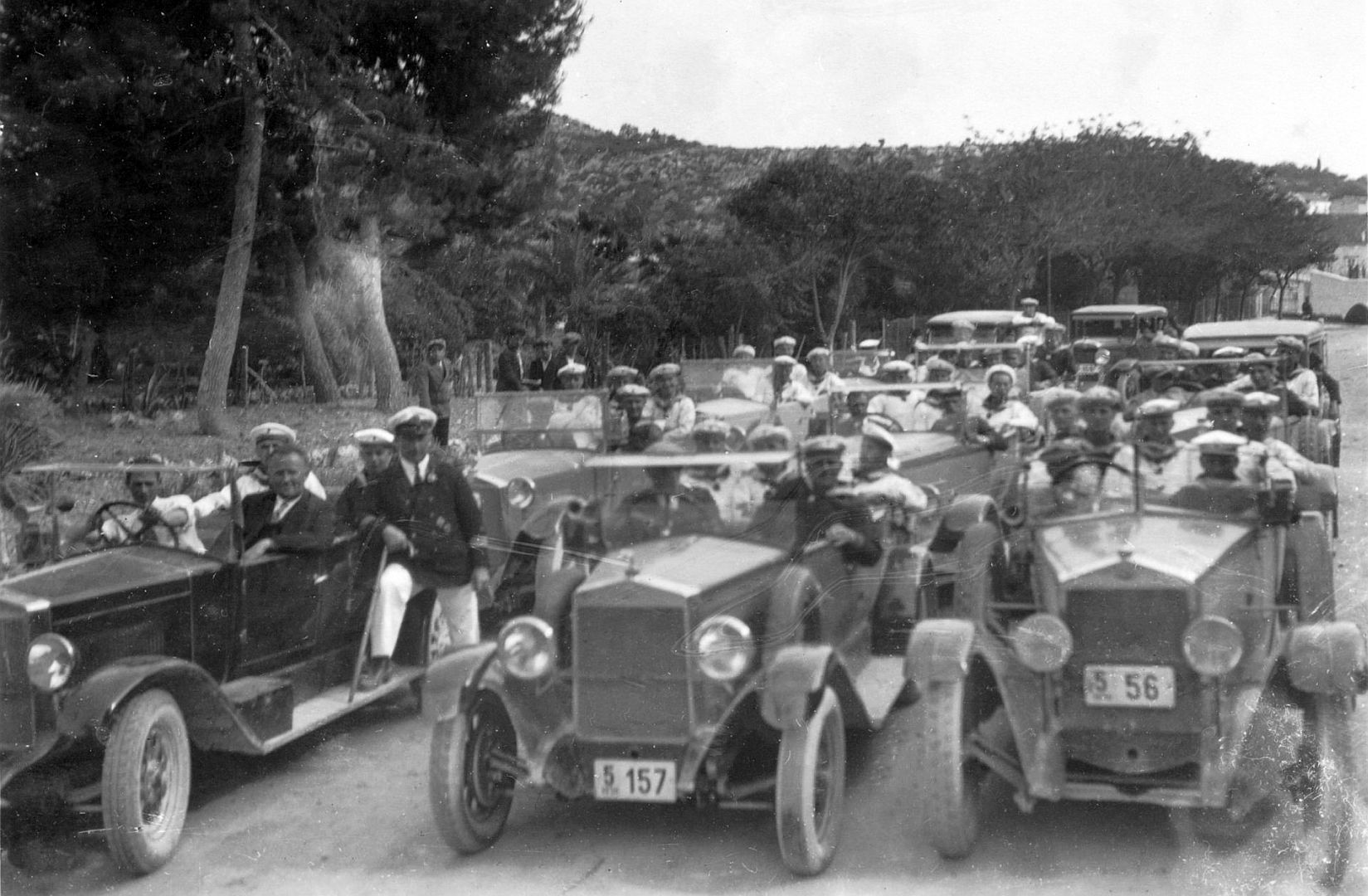 Fiat_taxis_Kreuzer_Königsberg_Catania_1930_Galerie