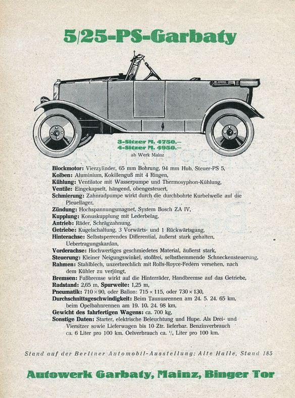 Garbaty_5-25_PS_Reklame_Motor_und_Sport_1924_Galerie