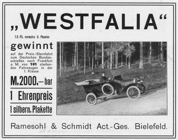 Westfalia_Reklame_1912_Galerie